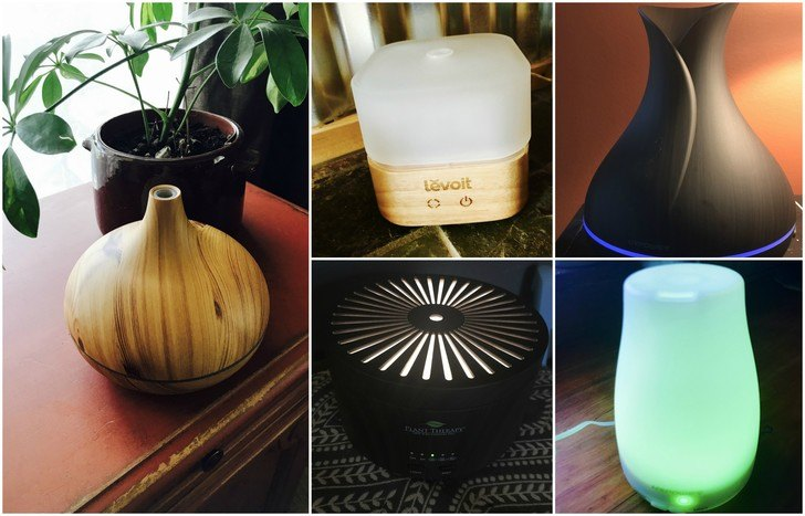 Best Essential Oil Diffuser 2019 Rebar Group